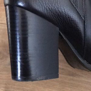 Marc Fisher Shoes - Marc Fisher black ankle boots